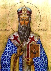 An advent reading with Maximus of Turin born in 380 A.D.