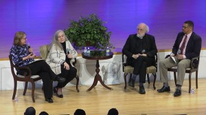 Marilynne Robinson and Rowan Wiliams